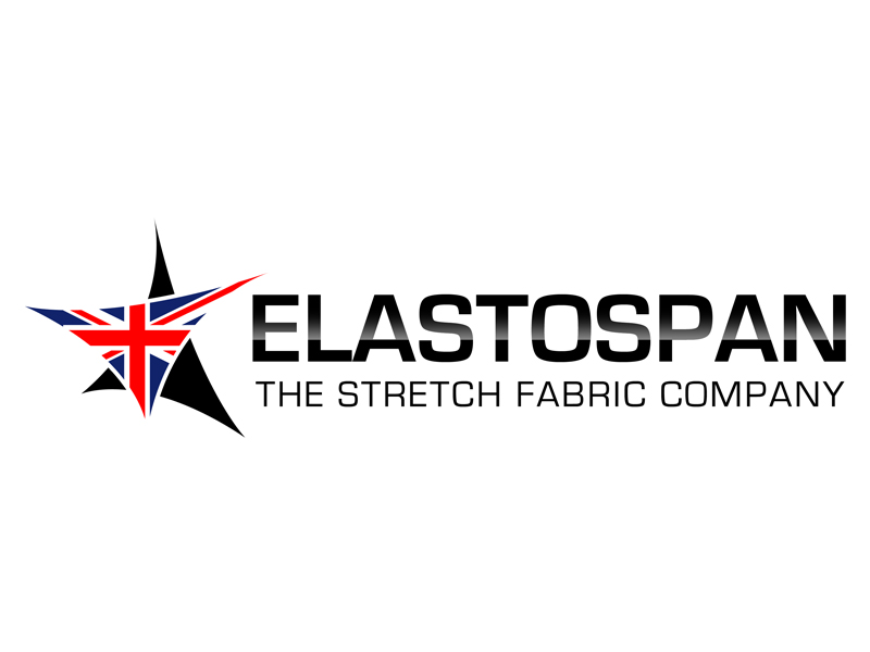 Stretch Fabric Logo Design
