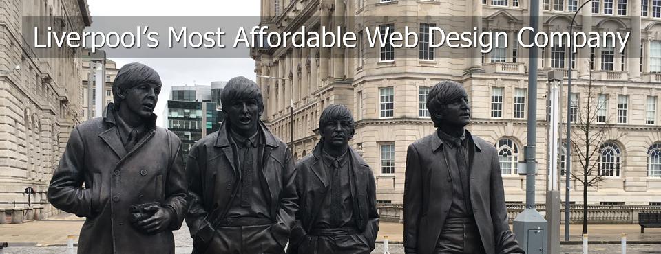 Affordable Web Design Liverpool