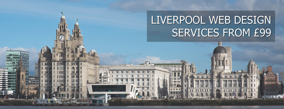Liverpool Web Design