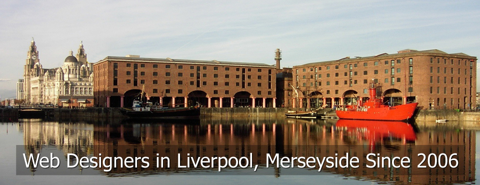 Web Designers in Liverpool since 2006