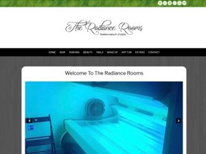 Tanning Salon Website