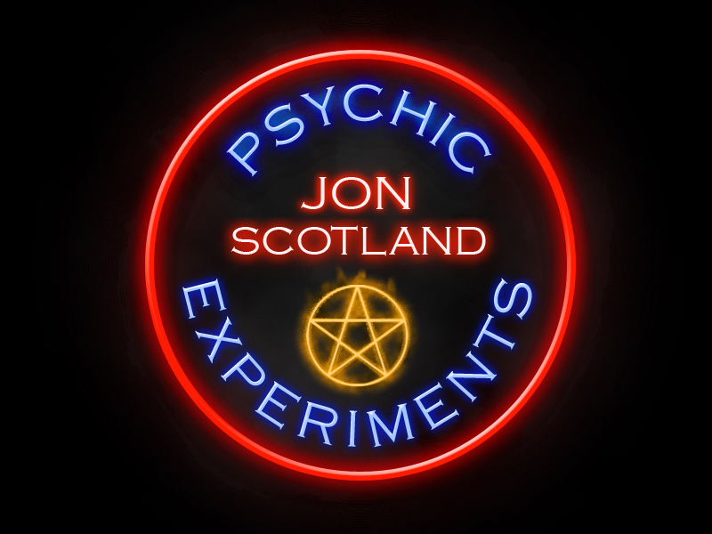 Psychic Entertainer Logo
